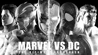 Download Marvel vs. DC - The Ultimate Crossover (Part I)   Animation Film Video