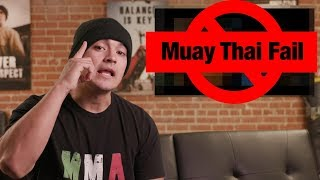Download Muay Thai DOESN'T WORK in the Streets!! Video