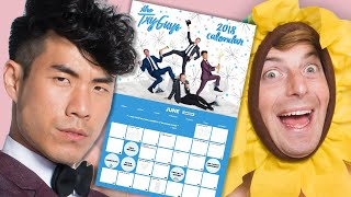 Download The Try Guys Make The Ultimate Holiday Calendar Video