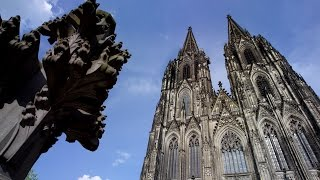 Download Cologne Cathedral: The Epitome of Gothic Grandeur Video