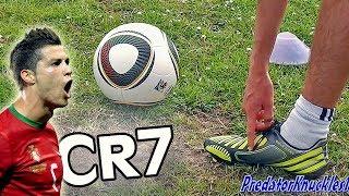Download How to shoot a Knuckleball Free Kick like Ronaldo & Juninho by freekickerz Video