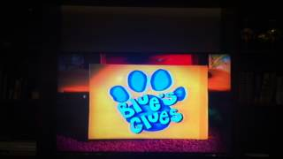 Download Closing to Blue's Clue's It's Joe Time! 2002 VHS Video