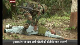 Download Know how Indian Army carries out search operations in Kashmir valley (Hindi) Video