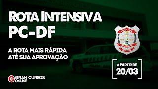 Download Rota Intensiva PC-DF | Legislação da PCDF (parte I) Video