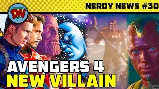 Download Tony Stark Silver Armor, Avengers 4 New Villain, James Gunn, Doctor Strange 2 | Nerdy News #30 Video