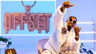 Download Offset Shows Off His Insane Jewelry Collection | GQ Video