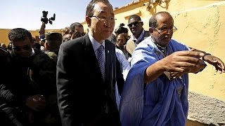 Download Polisario separatists call for more UN pressure on Morocco in Western Sahara Video