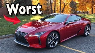 Download Shocking Sales Numbers for the Worst Selling Cars of 2018 Video