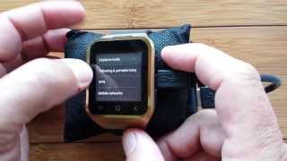 Download How To Turn Your Smartwatch Into A WiFi HotSpot Video