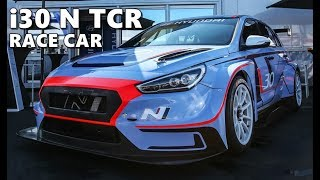 Download Hyundai i30 N TCR Race Car Video