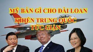 Download Phương Đông TV: Mỹ bán cho Đài Loan tiêm kích nào khiến Trung Quốc tức giận? Video