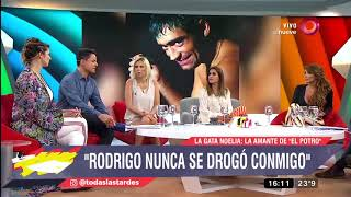 Download 'La Gata' Noelia: La amante de Rodrigo Video