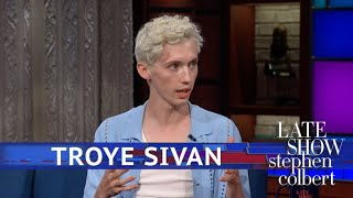 Download Troye Sivan Hopes 'Boy Erased' Reaches All Parents Video