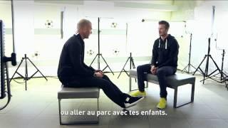 Download Zinédine Zidane - David Beckham - Interview exclusive Video