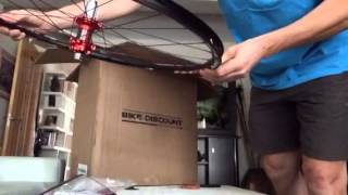 Download Unboxing Fulcrum metal XRP 29″ Video