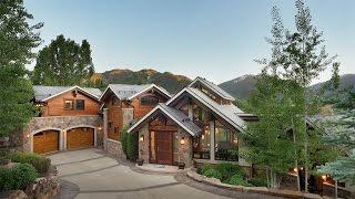 Download Mountain Contemporary Estate in Aspen, Colorado Video