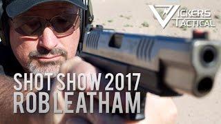 Download SHOW Show 2017: World Champion Rob Leatham talks Springfield Armory Video
