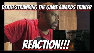 Download Death Stranding The Game Awards Trailer REACTION!!! Video