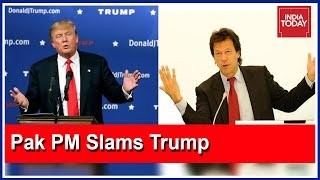 Download Pak PM Imran Khan Hits Out After USA Suspends Security Assistance To Pak Video