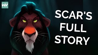 Download Scar BEFORE The Lion King (Full Story) | How He Got His Scar And Name: Discovering Disney Video