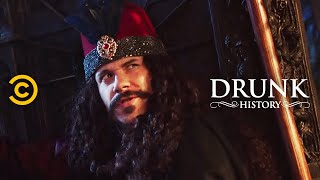 Download The Real Dracula (feat. Seth Rogen) - Drunk History Video