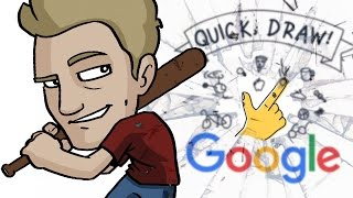 Download JAZZA vs QUICK DRAW - Artist Battles Against Google AI! Video