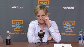 Download Lady Vol Hoops | Holly Warlick Post Game Press Conference - 1/8/17 Video