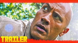 Download Jumanji: Welcome to the Jungle (2017) Tráiler Oficial Español Video