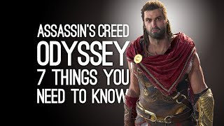 Download Assassin's Creed Odyssey: 7 Things You Need to Know About AC Odyssey Video