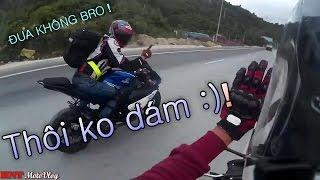 Download Kỹ thuật đánh lái nghịch khi vào cua (countersteering) | CBR150 | Hưng NhaTrang Video