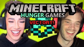Download Minecraft Hunger Games w/ James Charles Video