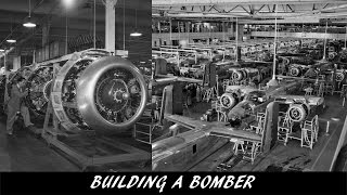 Download Video from the Past [31] - Building a Bomber (1941) Video