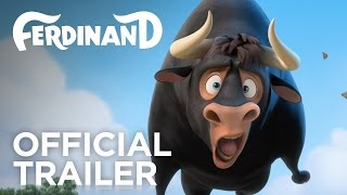 Download Ferdinand   Official HD Trailer #1   2017 Video