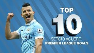 Download Top 10 Sergio Aguero Premier League Goals Video