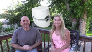 Download We Try a Cassette Toilet in our RV Video