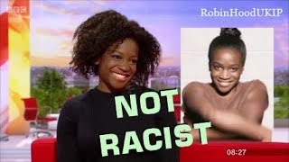Download Dove model says advert isnt racist and is a PC witch hunt. Video