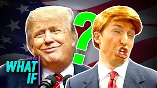 Download WHAT IF DONALD TRUMP... Video
