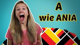 Download GERMAN PRONUNCIATION 1: The German Alphabet 🔠🔠🔠 Video