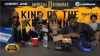 Download SNOOP DOGG'S KING OF THE KOMPOUND - MORTAL KOMBAT 11 TOURNAMENT [Part 3] Video