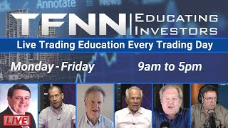 Download TFNN LIVE - Stocks and Options Trading News and Education Video