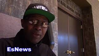 Download Wilder Coach Mark Breland Says GGG Is Most Boring Fighter EsNews Boxing Video