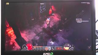 Download Diablo3 on AMD A10-4600M (Trinity) Benchmarked Video