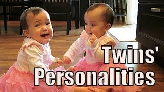 Download Twins' Different Personalities! - January 06, 2015 - itsJudysLife Vlog Video