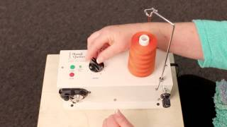 Download How to Use the HQ Bobbin Winder Video