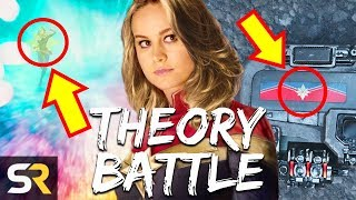 Download Where Has Captain Marvel Been This Whole Time? [Theory Battle] Video