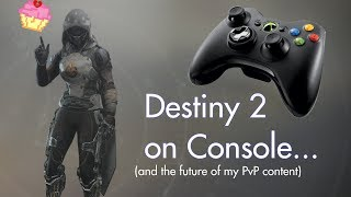 Download So I played Console... | The future of my content in Destiny 2 Video