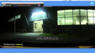 Download Papago GoSafe 520 Dashcam Review Video