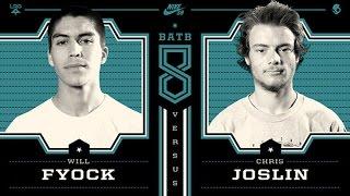 Download Will Fyock Vs Chris Joslin: BATB8 - Round 2 Video