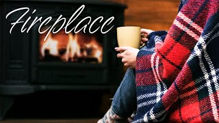 Download Mellow Night JAZZ - Relaxing Fireplace JAZZ Music - Chill Out Music Video
