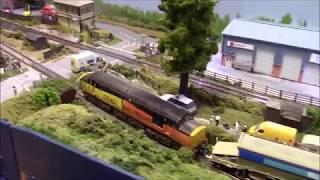 Download Weston-super-Mare 14.01.2018. Model Railway Show Video